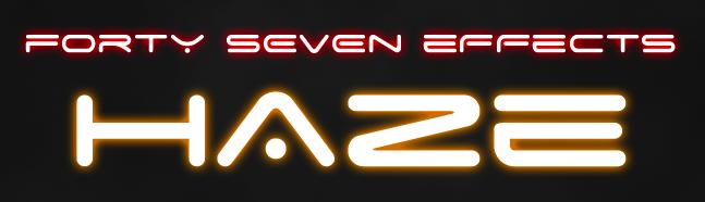 [Effet] H.A.Z.E. - HyperPhaser Logo
